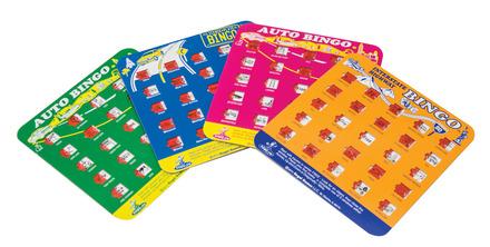 Original Travel Bingo 72 Pack picture