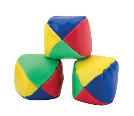 Retro Juggling Balls picture
