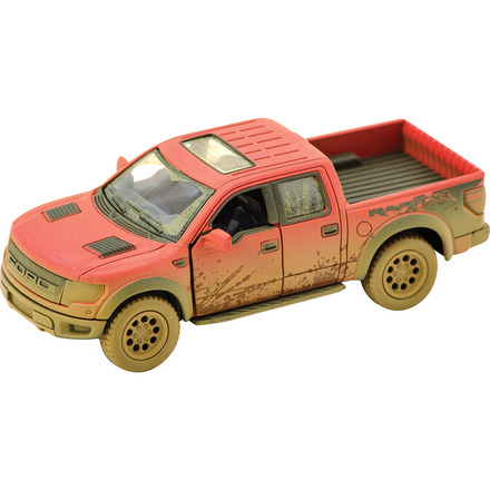 F-150 Muddy Raptor (Blue, Red & Black) picture