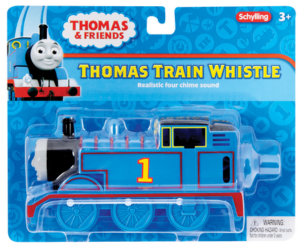 Mini Plastic Thomas Whistle picture