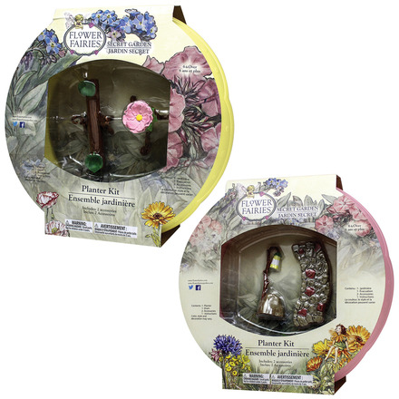 Flower Faires Planter Kits picture