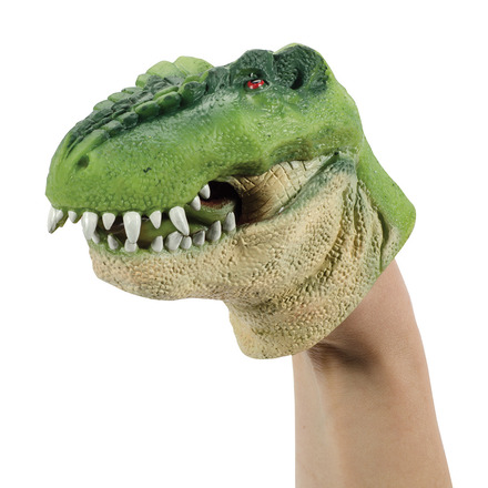 Dino Hand Puppet picture