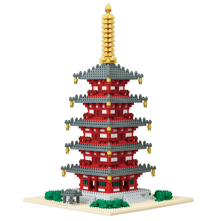 Five-Storied Pagoda Deluxe Edition picture