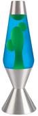 "Lava Lamp - 16.3"" Yellow/Blue"