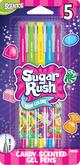Scented Sugar Rush Gel Pens - 5pk