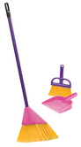 Pink Broom Set