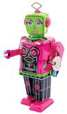 Roberta Robot Windup