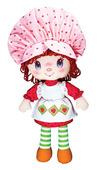 Strawberry Shortcake Classic Rag Doll