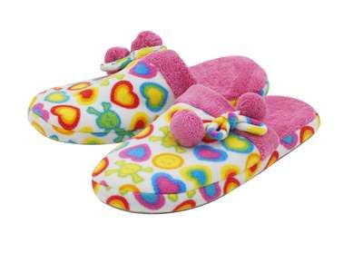 Lucy Fleece Slippers picture