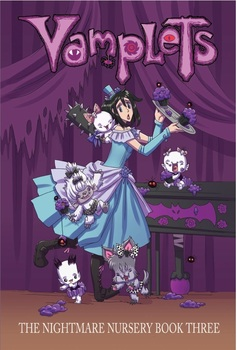 The Nightmare Nursery Vol 3 Hard Cover picture