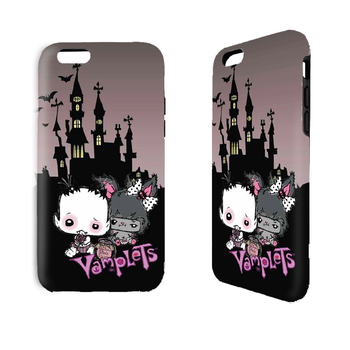 Vamplets Castle - Cell Phone Cover picture
