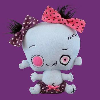 Mortis Van Kilt III - Zombie Baby picture