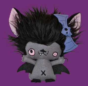 Hector - Vampyre Bat Baby - VamPET picture