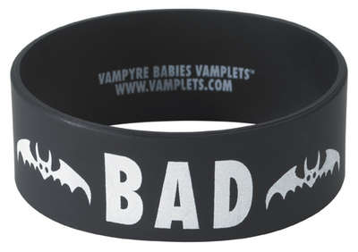 BAD Wrist Band - BLACK picture