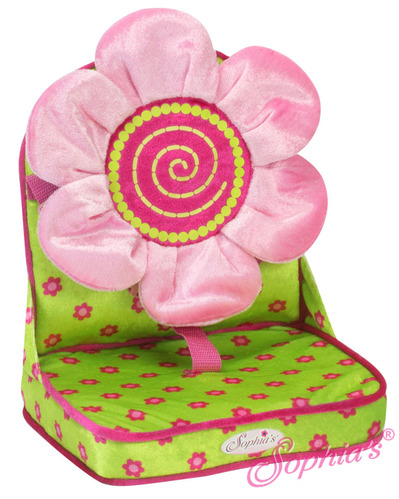 Folding Portable Seat for Dolls and plush picture