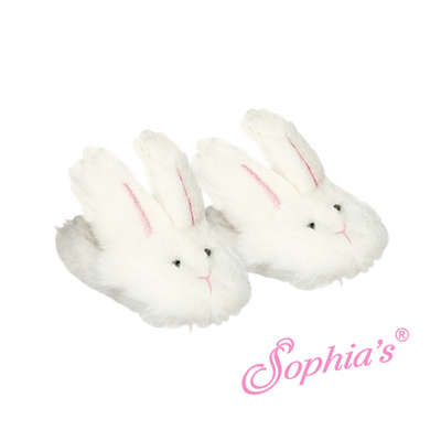 White Bunny Slipper picture