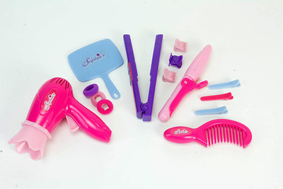 14 Piece Hair Style and Accessory Set picture