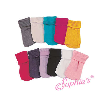 Scrunchie Doll Socks picture