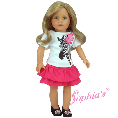 """Sophia"" - Dressed Blonde Doll picture"