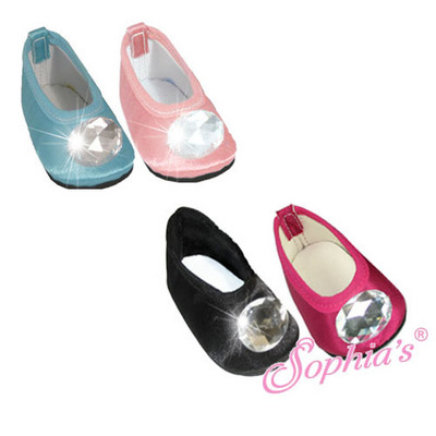 Jeweled Toe Ballet Flats picture