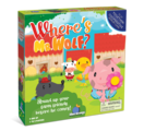 Where is Mr. Wolf? - Round up your farm friends before he comes!