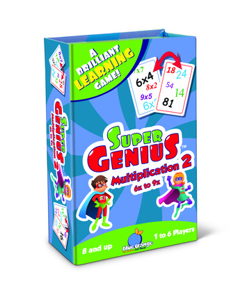 Super Genius Multiplication 2 picture