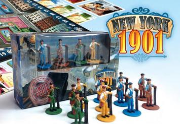 New York 1901 Painted figurines picture
