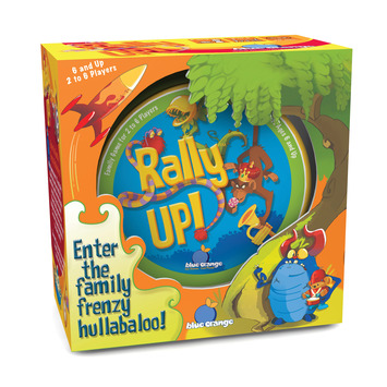 Rally Up - Enter the Family Frenzy Hullabaloo! picture