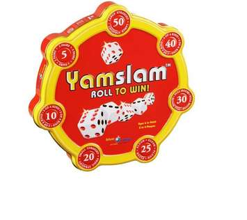 Yamslam - Replacement pieces picture