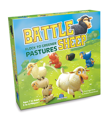 Battle Sheep - Flock to Greener Pastures picture