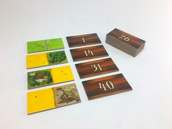 Kingdomino - Replacement Piece - Tile picture