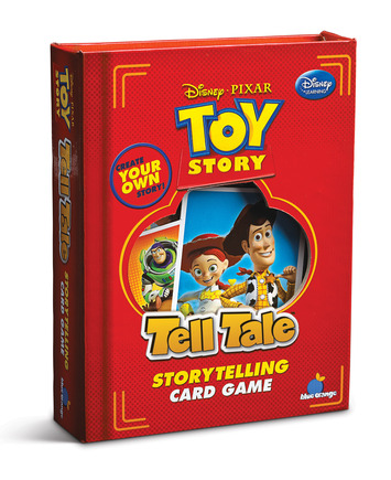 Tell Tale Disney Pixar Toy Story picture