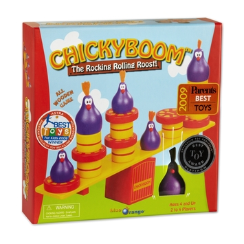ChickyBoom - The Rocking Rolling Roost! picture