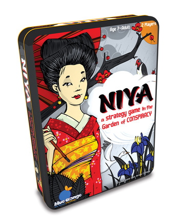 Niya - A Strategy Game in the Garden of Conspiracy picture