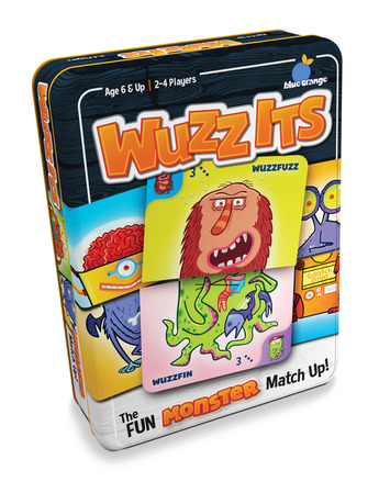 WuzzIts - The Fun Monster Match Up! picture