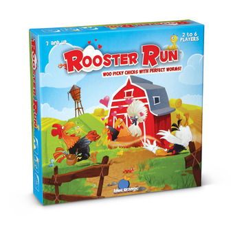 Rooster Run - Woo picky chicks with perfect worms! picture