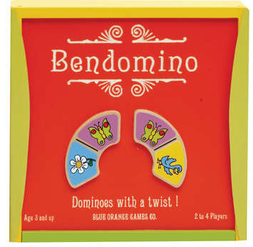 Bendomino Junior - Dominoes With A Twist! picture