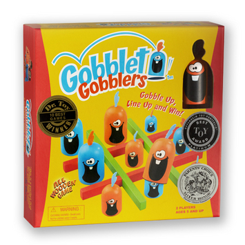 Gobblet Gobblers - Replacement pieces picture