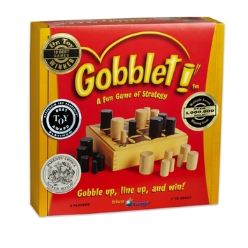 Gobblet! - A Fun Game of Strategy! picture