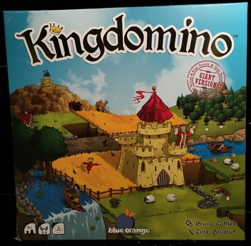 Kingdomino Giant Version picture