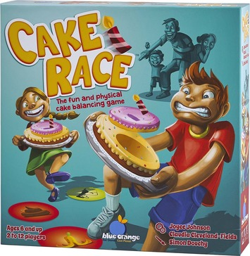 Cake race picture