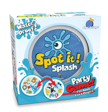 Spot it! Splash - Waterproof Party Game! picture