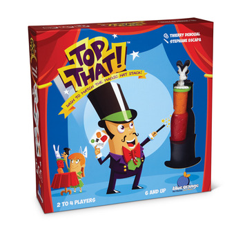 Top That! - Dash to match the magic hat stack! picture
