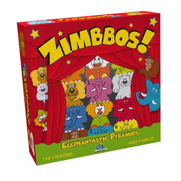 Zimbbos! - Elephantastic Pyramids! picture