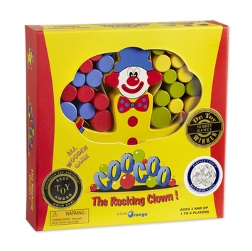 CooCoo - The Rocking Clown! picture