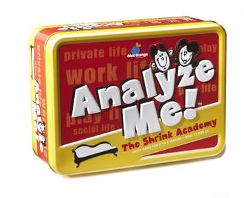 Analyze Me! - The Shrink Academy! picture