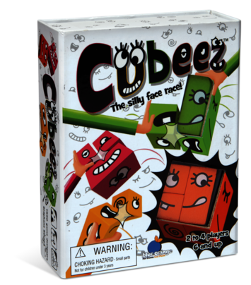 Cubeez - The silly face race! picture