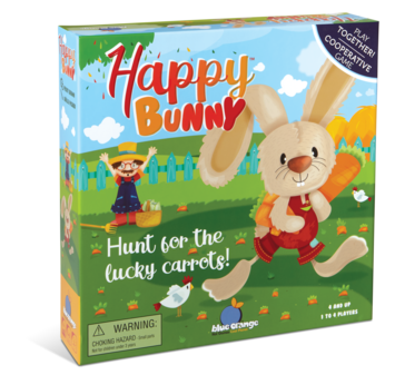 Happy Bunny - Hunt for the lucky carrots! picture