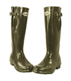 Original Tall Gloss Adjustable Wellington Boot
