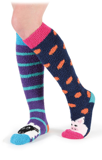 Ladies Fluffy Socks picture